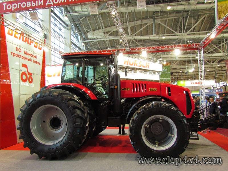 belarus farm tractors
