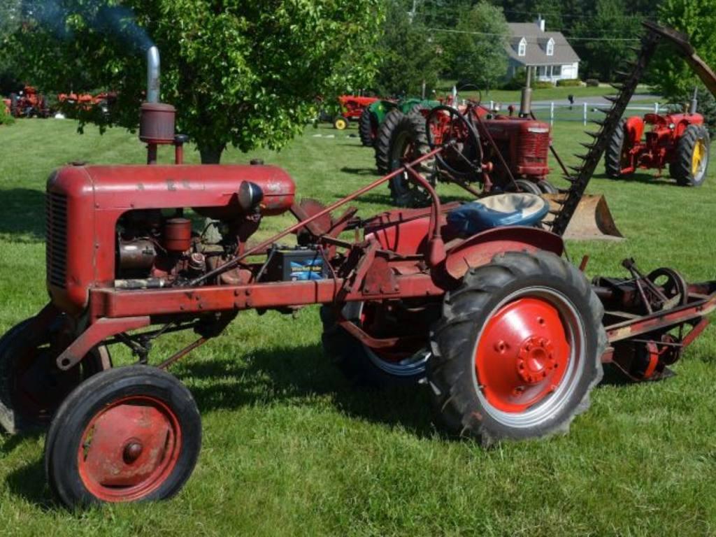 bf avery farm tractors
