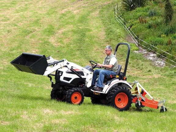 bobcat farm tractors