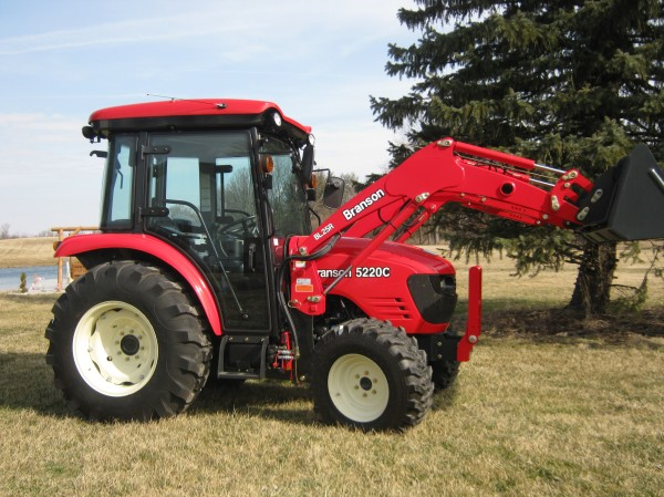 branson farm tractors