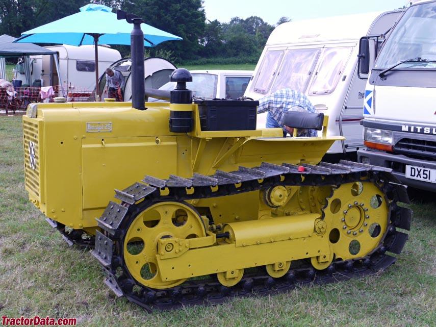TractorData.com Bristol 25 tractor photos information