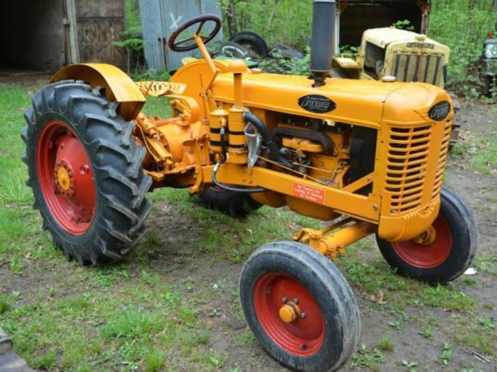 brockway farm tractors