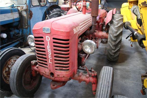 bukh farm tractors