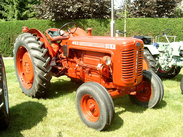 Bukh 452 tractor | Flickr - Photo Sharing!