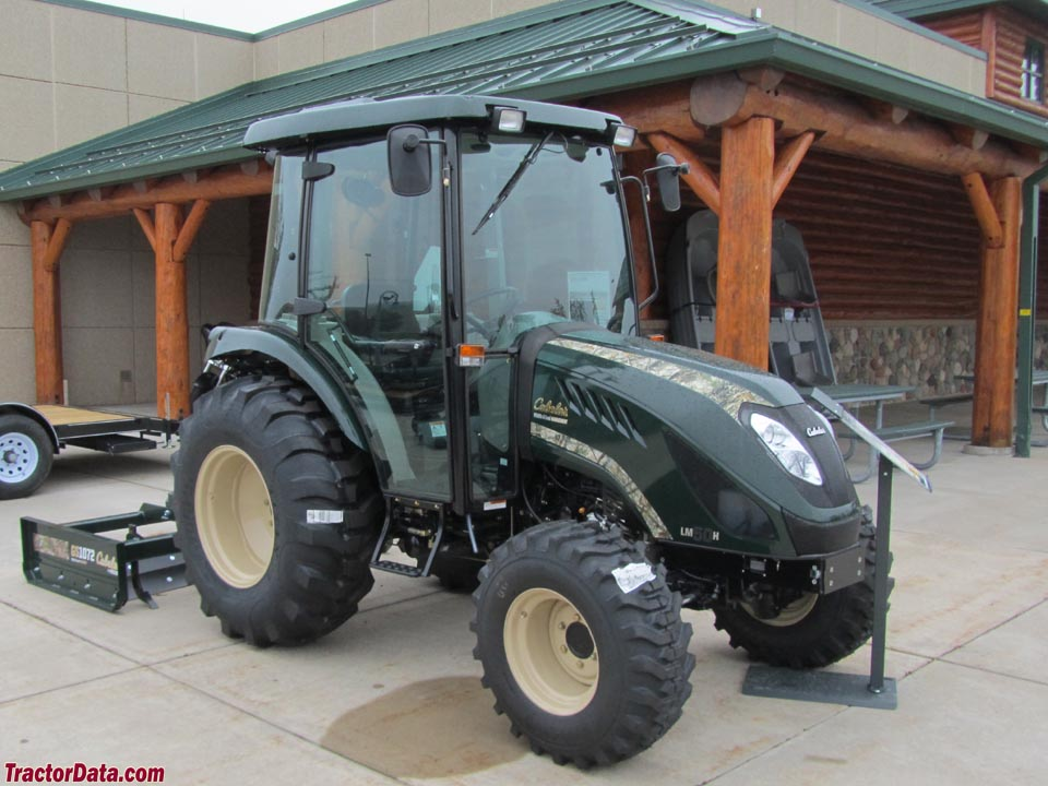 TractorData.com Cabelas LM50 tractor photos information