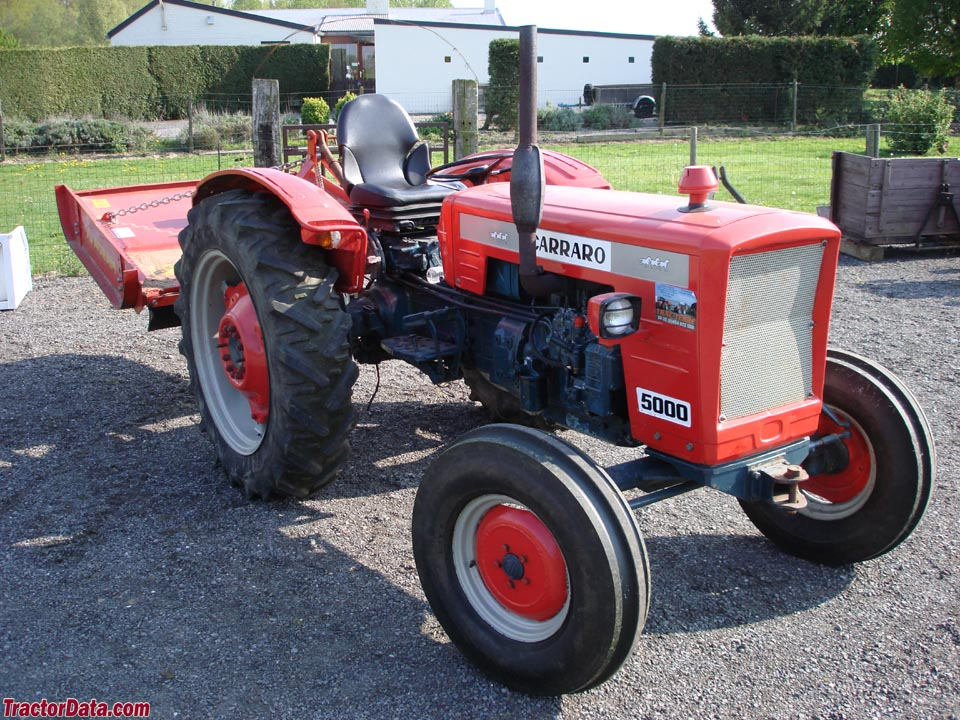 carraro farm tractors