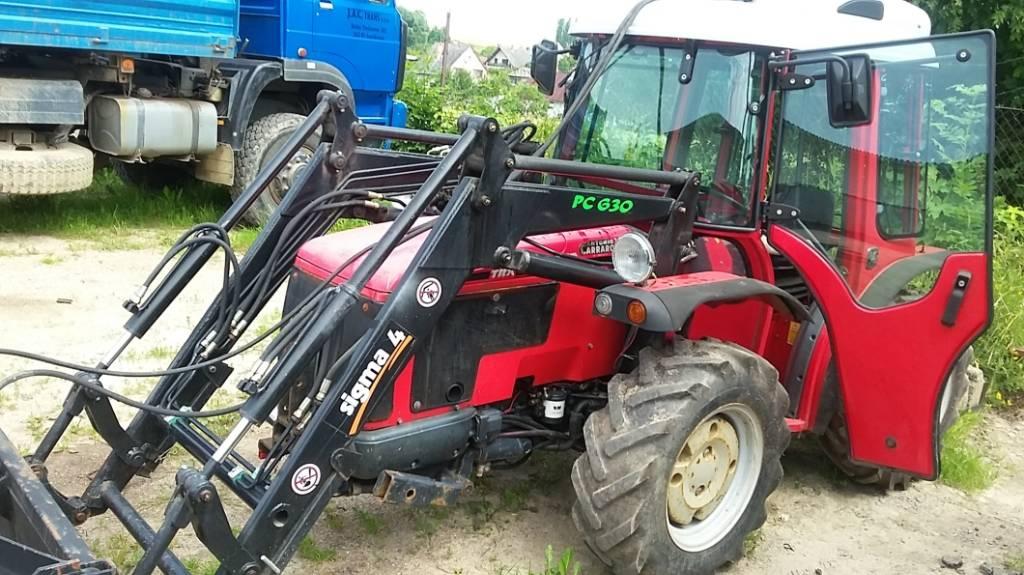 Used Antonio Carraro TRX tractors Year: 2009 Price: $31,766 for sale ...