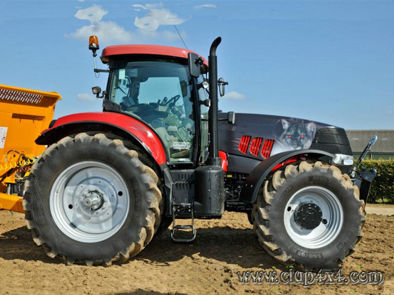 caseih farm tractors