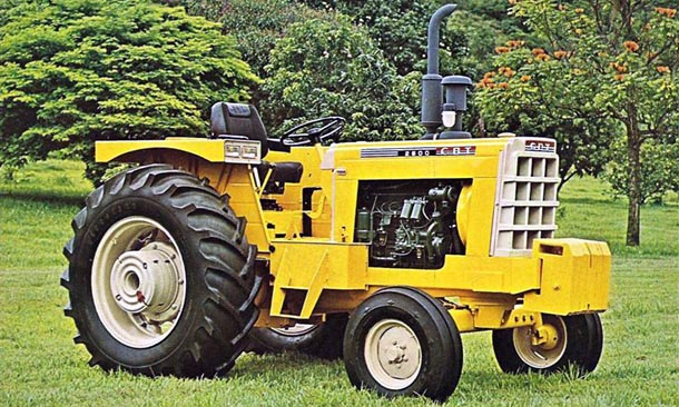 TractorData.com CBT 2600 tractor photos information