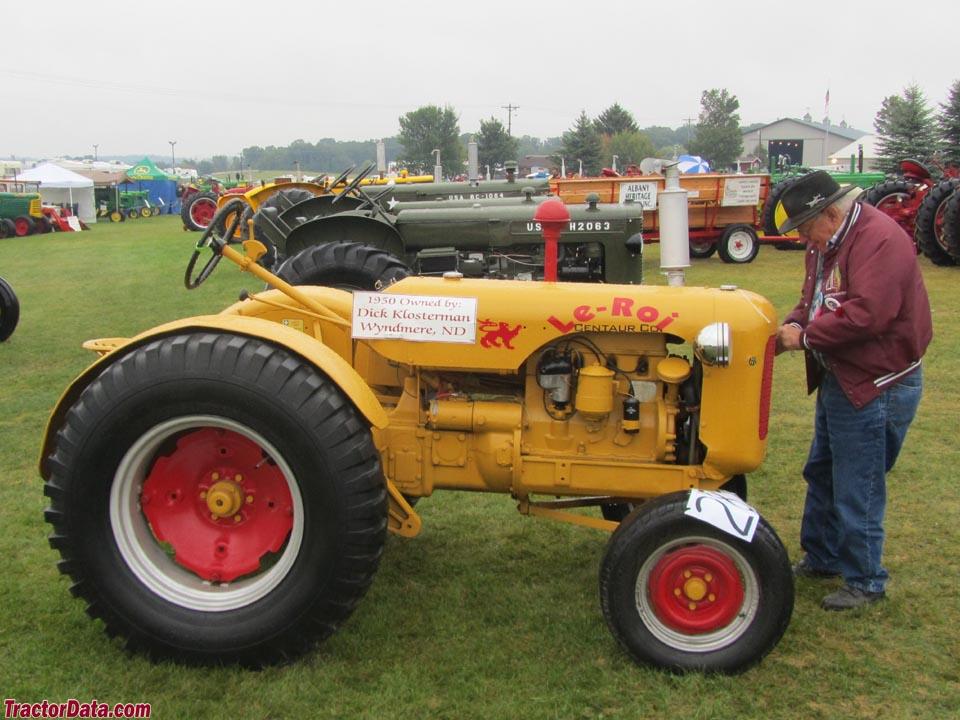 centaur farm tractors