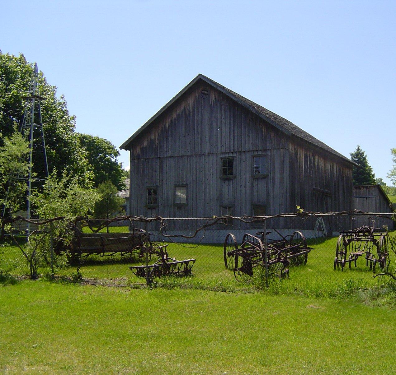 century farm tractors
