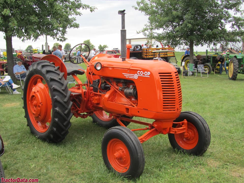 co-op farm tractors