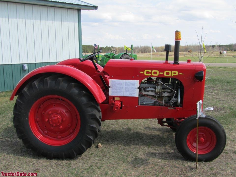 TractorData.com CO-OP 3 tractor photos information