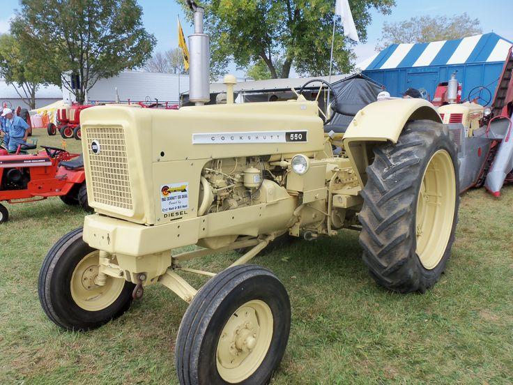 cockshutt farm tractors