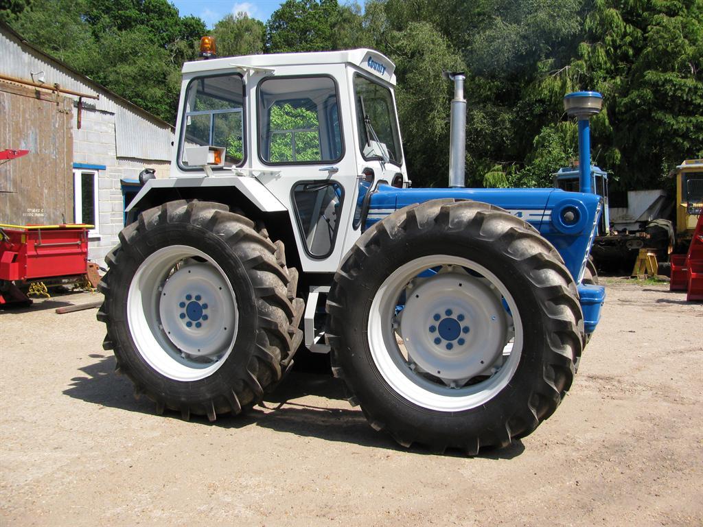 county farm tractors