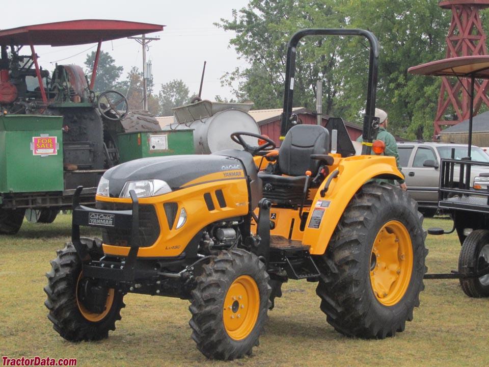 cub cadet farm tractors