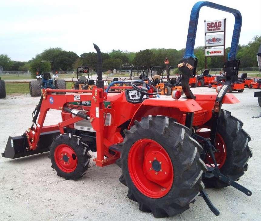 daedong farm tractors
