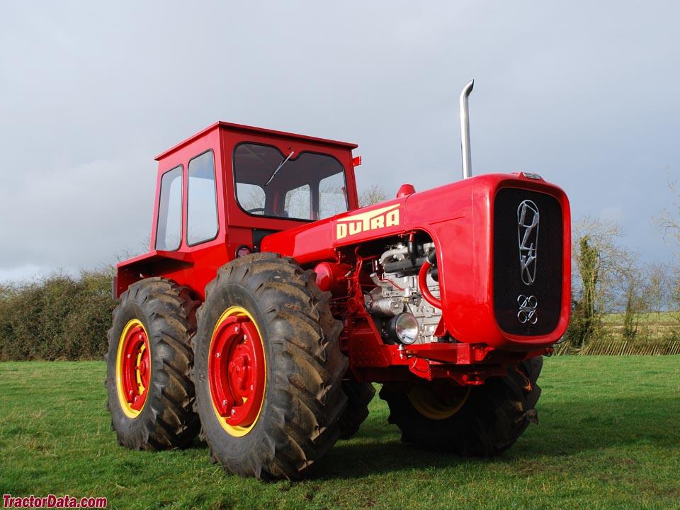TractorData.com Dutra D4K-B tractor photos information