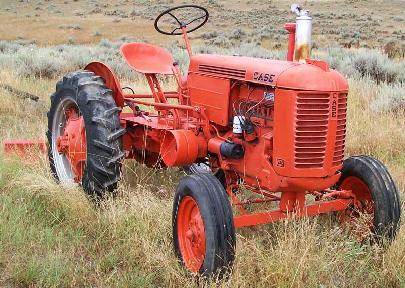 eagle farm tractors