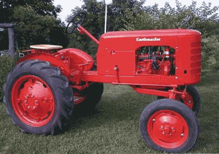 earthmaster farm tractors