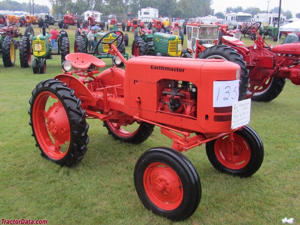 TractorData.com Earthmaster CH tractor photos information