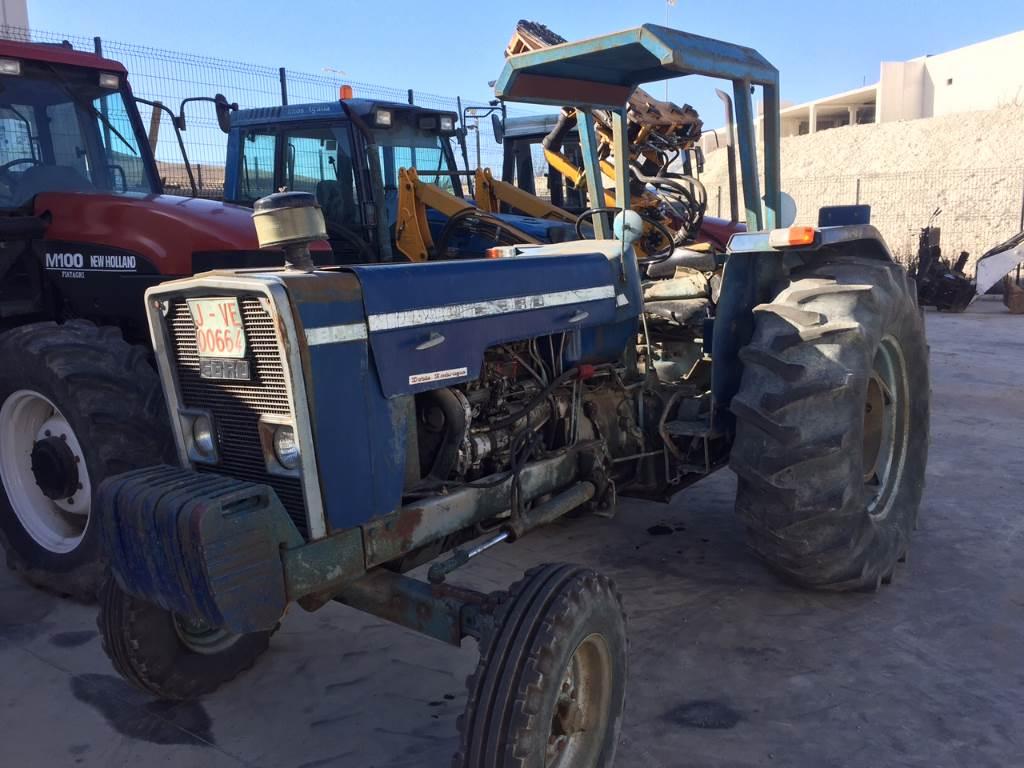 ebro farm tractors