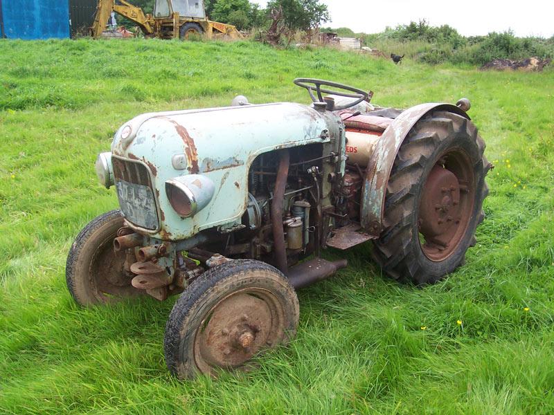 Tractor Restoration - Eicher Puma Tractor, Detail Image 6