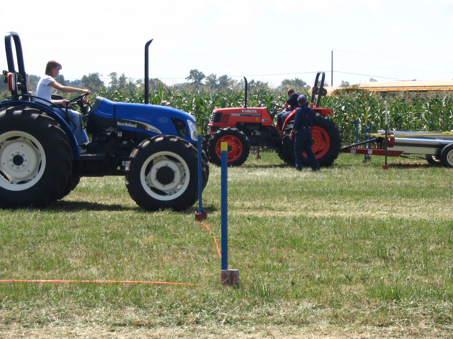 2015 NYS FFA Tractor Driving Safety Contest: Pre-Register by June 29