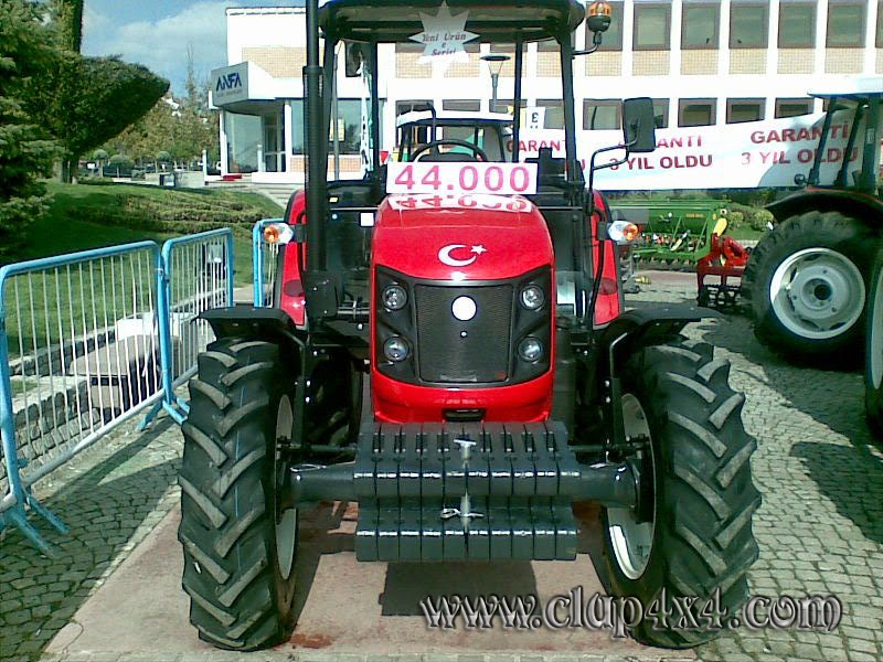 erkunt farm tractors