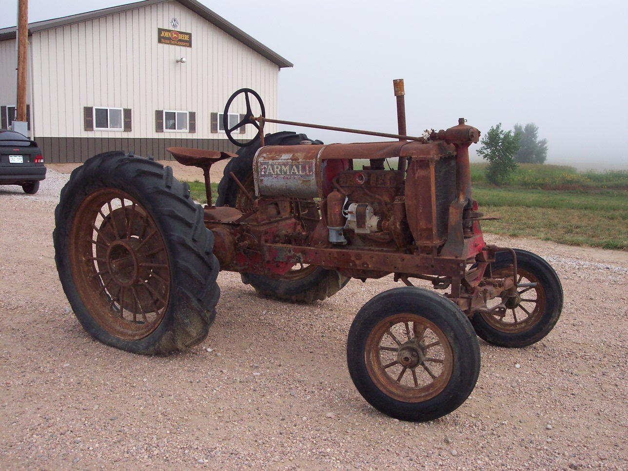 Farmall F14 With Wide Front - Classic Farm Tractors
