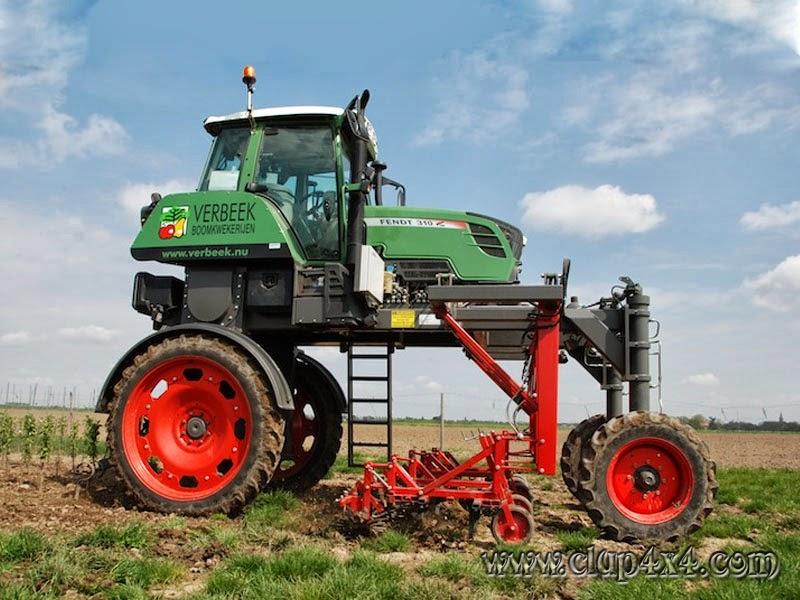 fendt farm tractors
