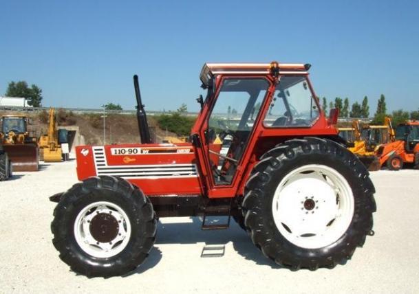 fiat farm tractors