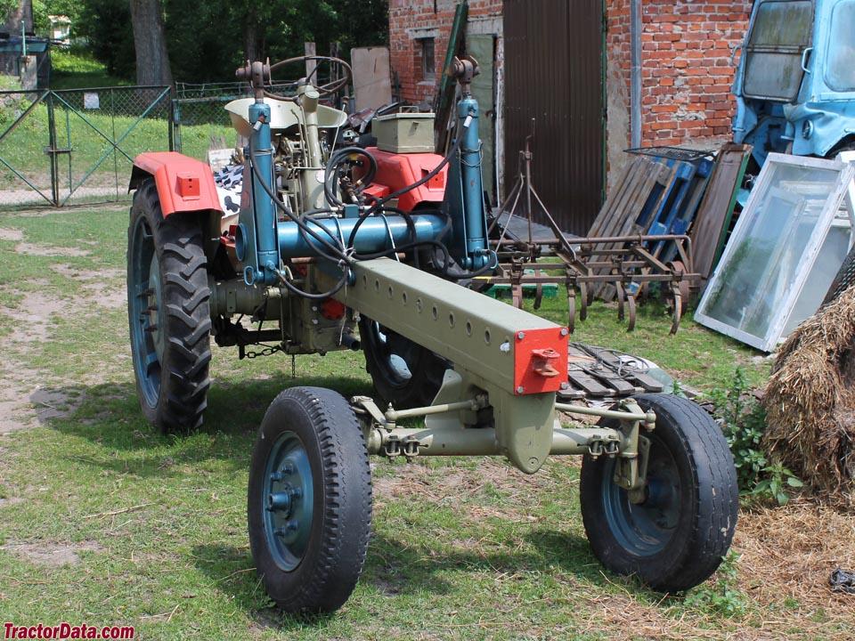 TractorData.com Fortschritt R-S 09 tractor photos information