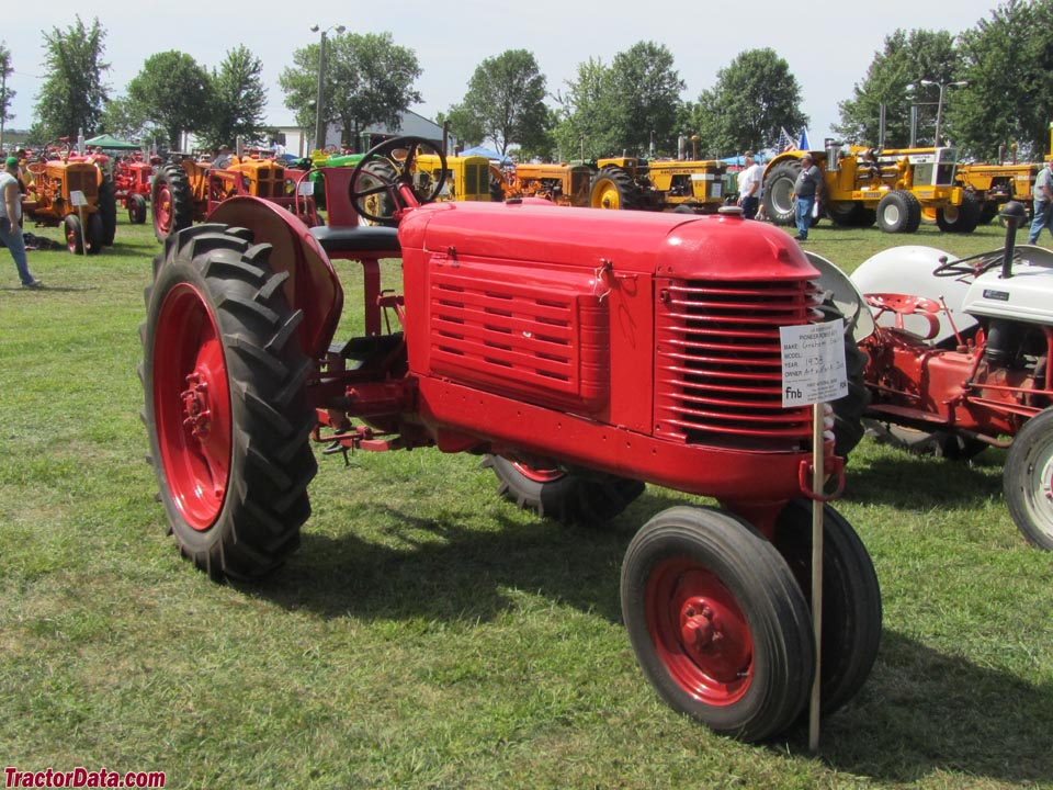 graham bradley farm tractors