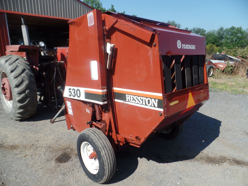 1988 Hesston 530 Round Balers for Sale | Fastline