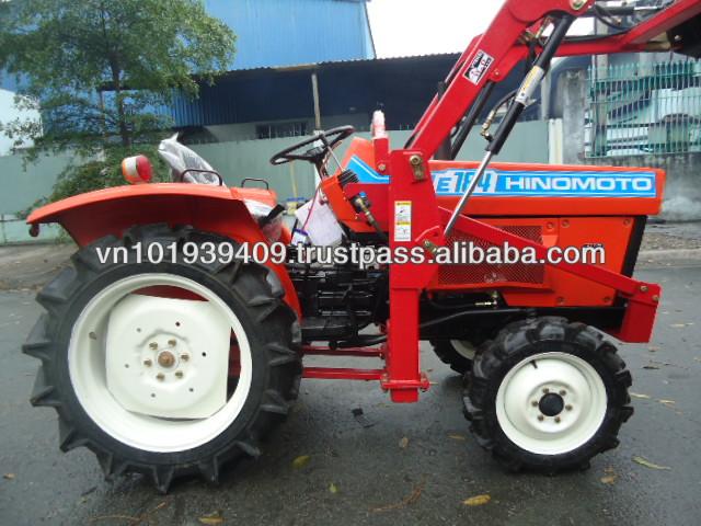 hinomoto farm tractors