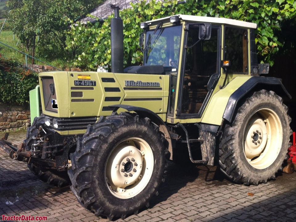 hurlimann farm tractors