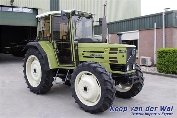 Used Hürlimann H-466 V-DT tractors Year: 1986 Price: $10,021 for sale ...