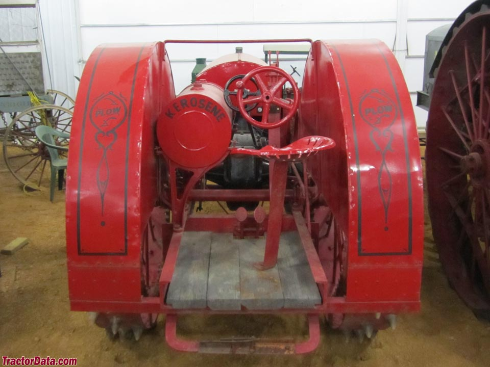TractorData.com Interstate Tractor Plow Boy 10-20 tractor photos ...