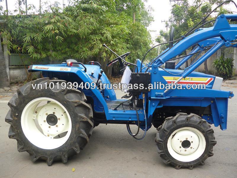 iseki farm tractors