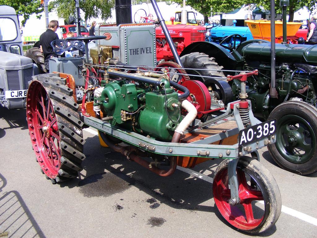 ivel agricultural motors farm tractors