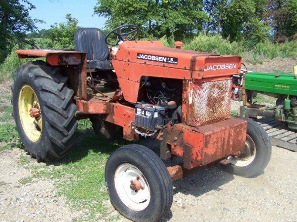jacobsen farm tractors