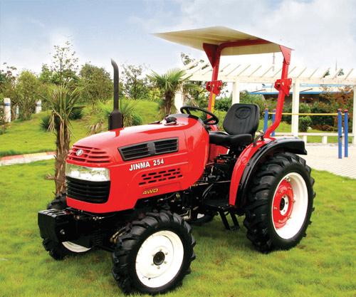 jinma farm tractors