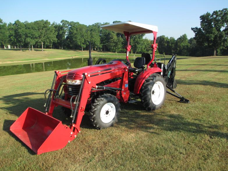 Jinma Tractor for Sale | Tractor Parts | Circle G Tractors