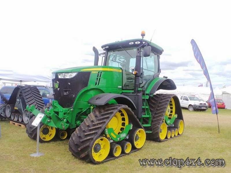 john deere farm tractors