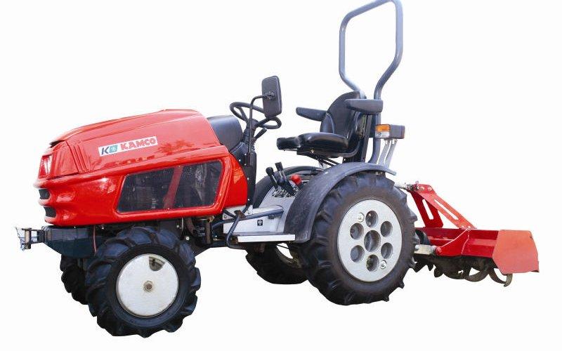 kamco teratrac farm tractors