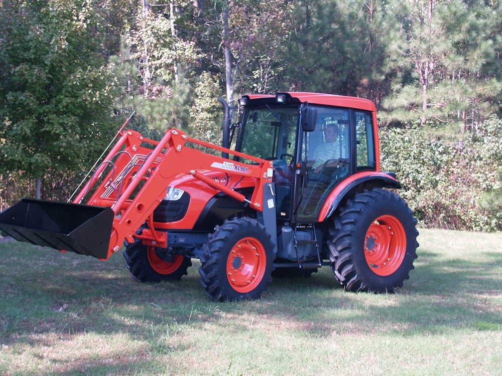 kioti farm tractors