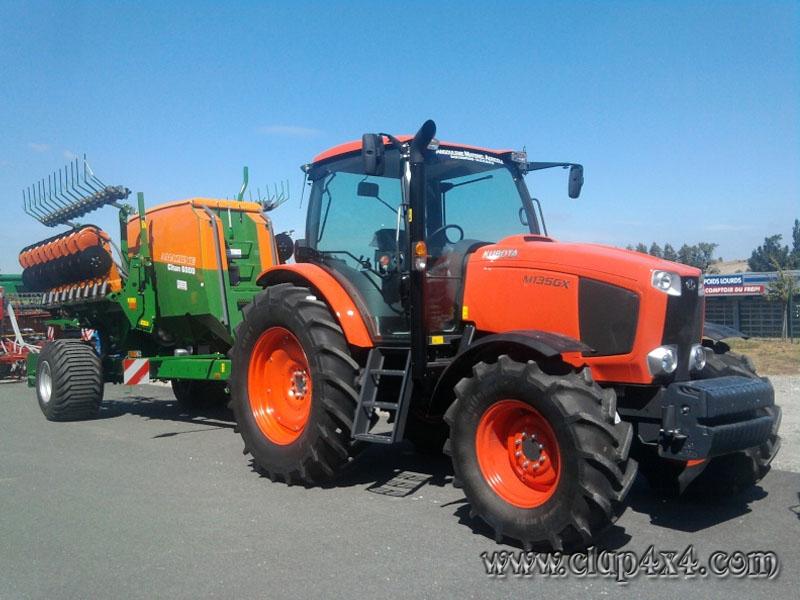 kubota farm tractors
