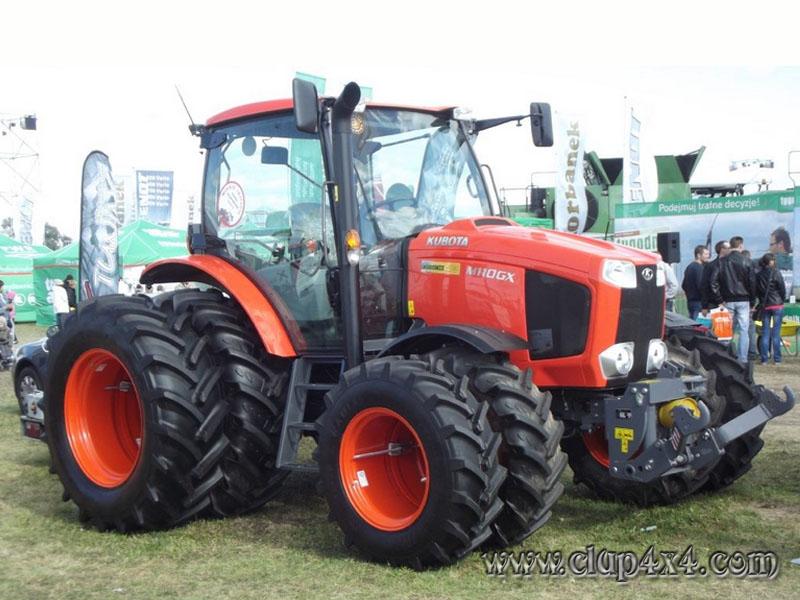 Tractors - Farm Machinery