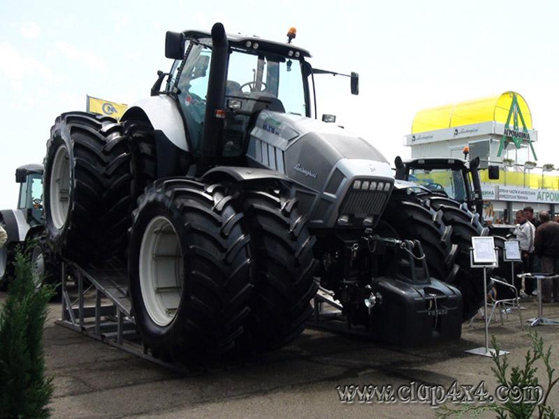 lamborghini farm tractors